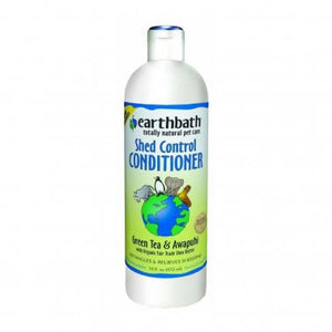 Earthbath® Green Tea & Awapuhi Shed Control Conditioner for Cat & Dog 16 Oz