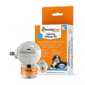 ThunderEase® Calming Diffuser Kit for Dog 30 Days