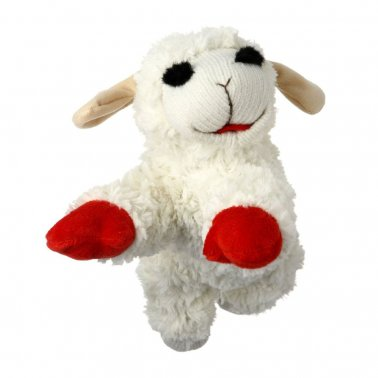 Multipet™ Lamb Chop® Dog Toy 6 Inch