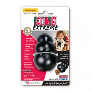 KONG® Extreme Dog Toy Black Small