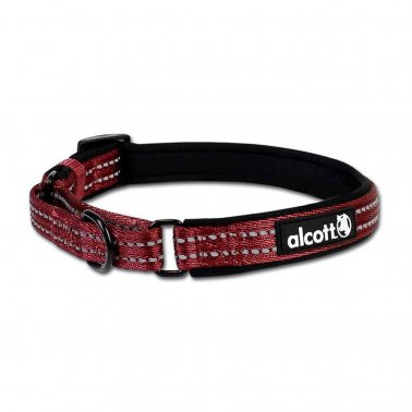 Alcott™ Martingale Collar 18-26 Inches Red Large