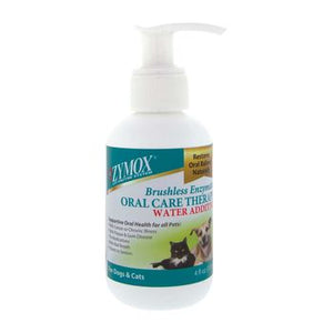 Oratene Brushless Oral Care Water Additive for Dogs & Cats 4oz
