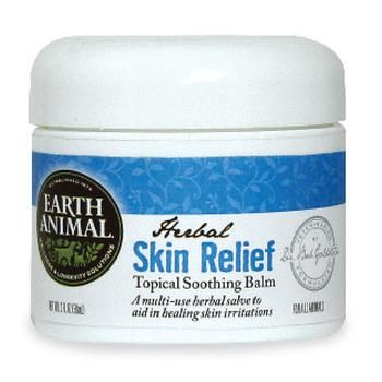 Earth Animal Health Skin Relief Soothing Balm 2 oz