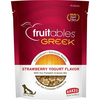 Fruitables Greek Yogurt Treat Strawberry 7 oz