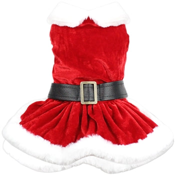 Mrs Claus Dress