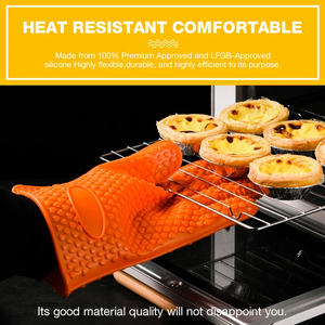 HT's™ Heat-Resistant Gloves <<<< BUY 1 FREE 1 >>>