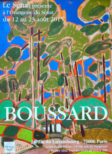 Boussard Exhibition