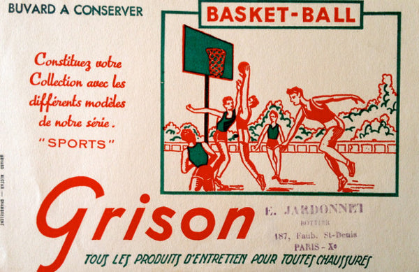 Grison Basketball Shoes