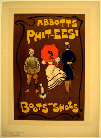 Abbott's Phit-Eesi  Boots and Shoes Plate 92