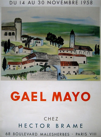 Gael Mayo Exhibition