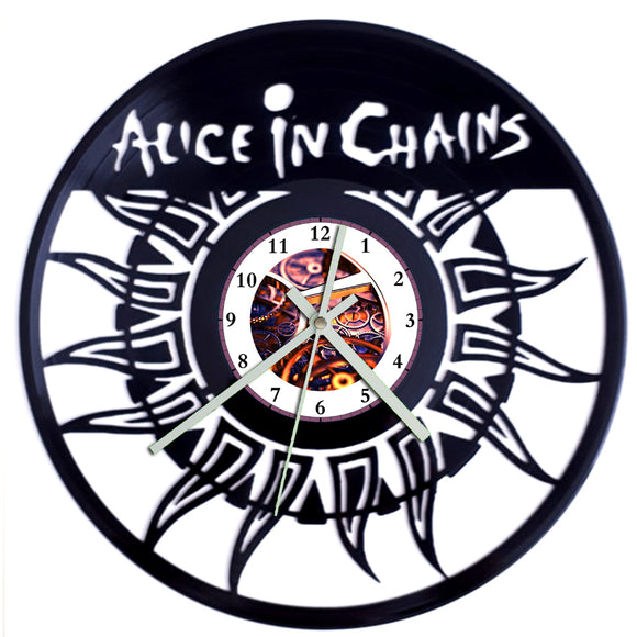 Alice in Chains Clock