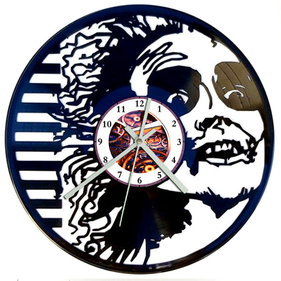 Beetlejuice Clock
