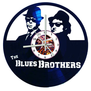 The Blues Brothers Clock