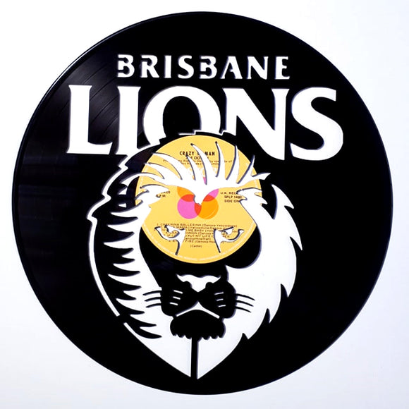 AFL Brisbane Lions Art