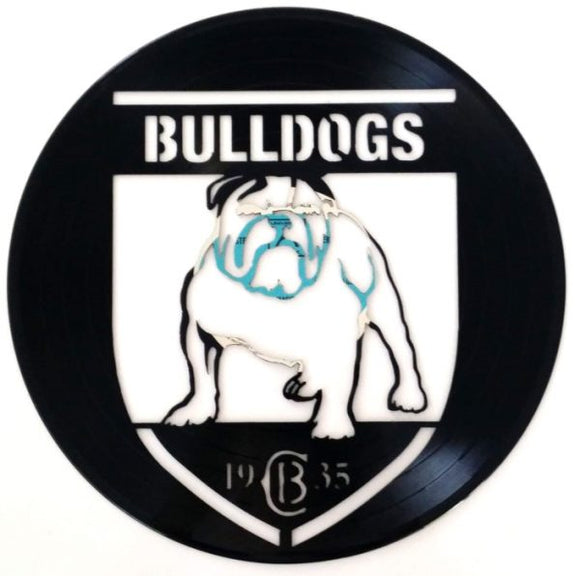 NRL Canterbury Bulldogs Art