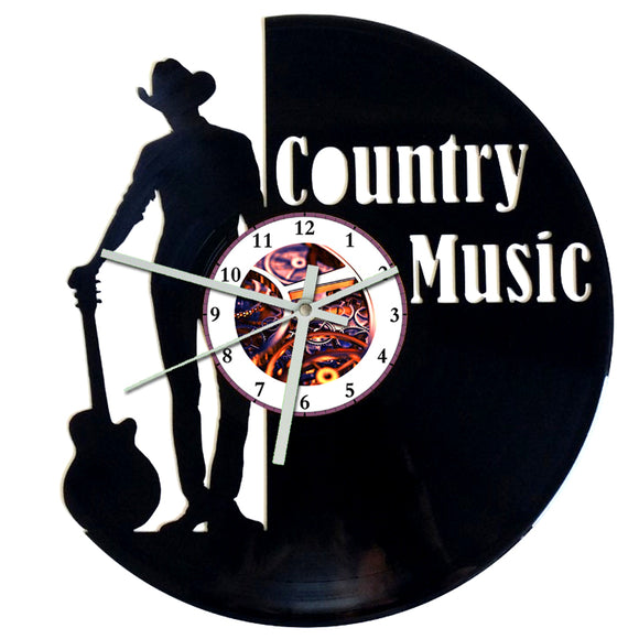 Country Music Clock