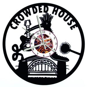Crowded House Clock