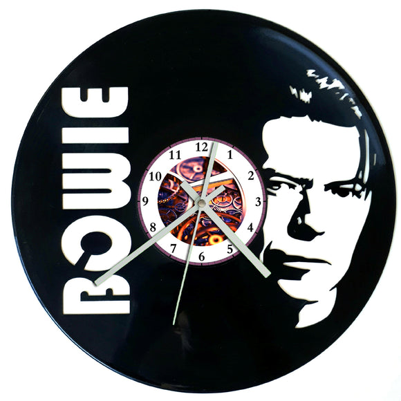 David Bowie Clock