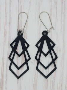 Earrings - Geometric Drop
