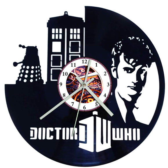 Dr Who Clock