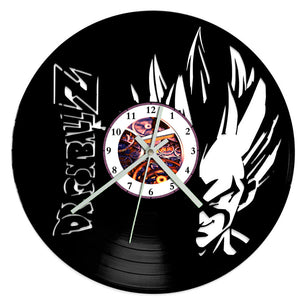 Dragon Ball Z (Vegeta) Clock