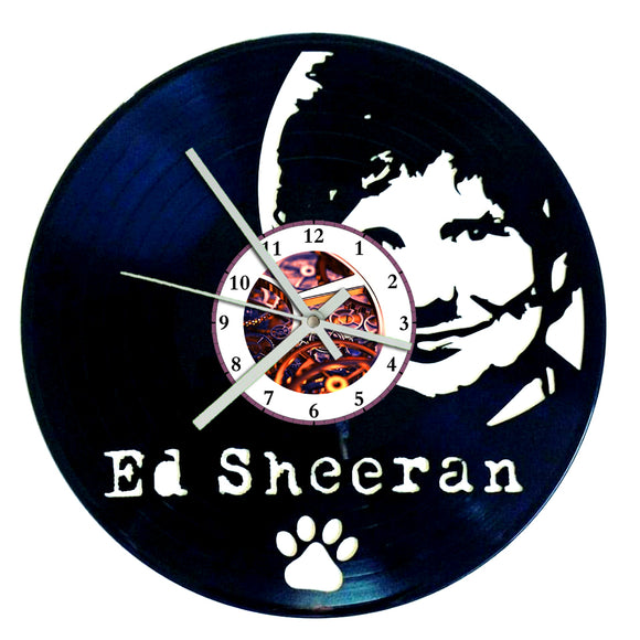 Ed Sheeran Clock