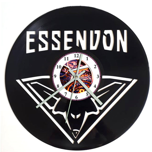 AFL Essendon Clock