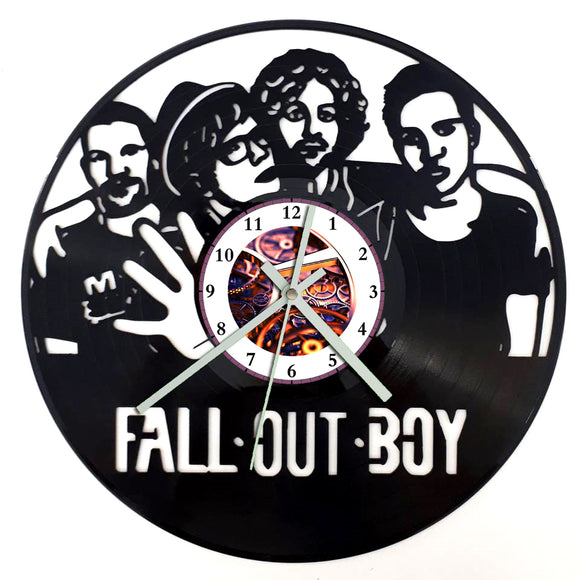 Fall Out Boy Clock