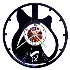 Fender Guitar Clock