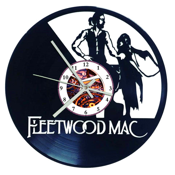 Fleetwood Mac Clock