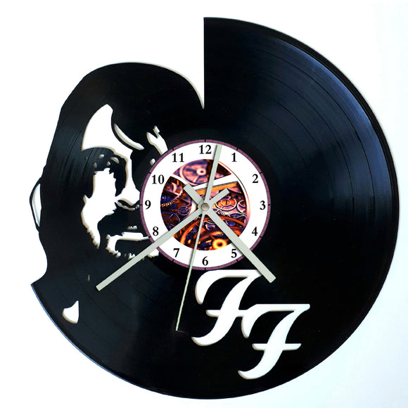 Foo Fighters Clock