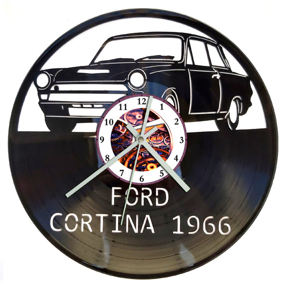 Ford Cortina Clock