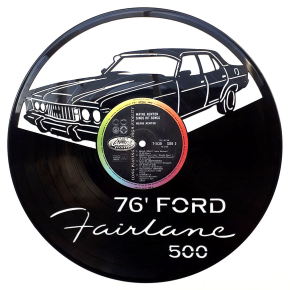 Ford Fairlane Art