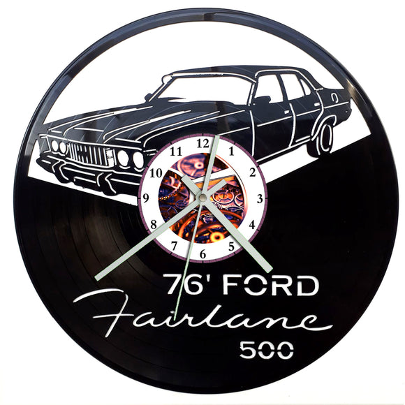 Ford Fairlane Clock