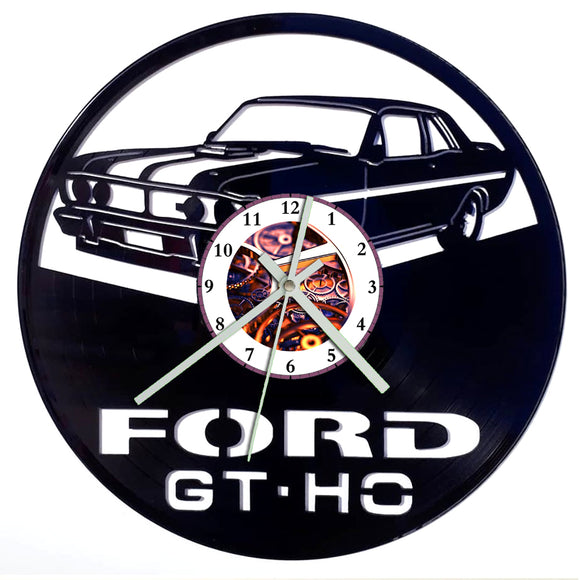 Ford GT-HO Clock