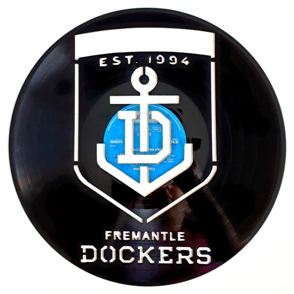AFL Freemantle Dockers Art