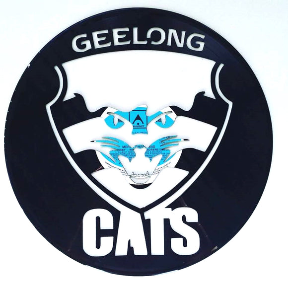 AFL Geelong Cats FC Art