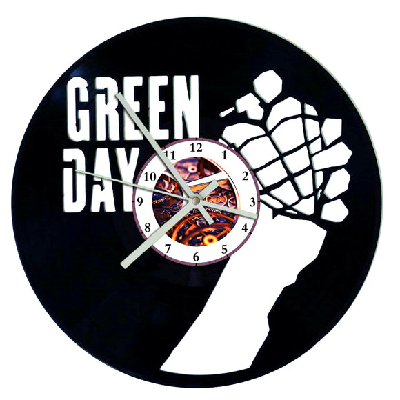Green Day Clock