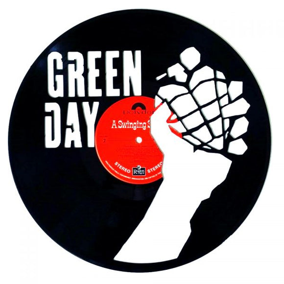 Green Day Art