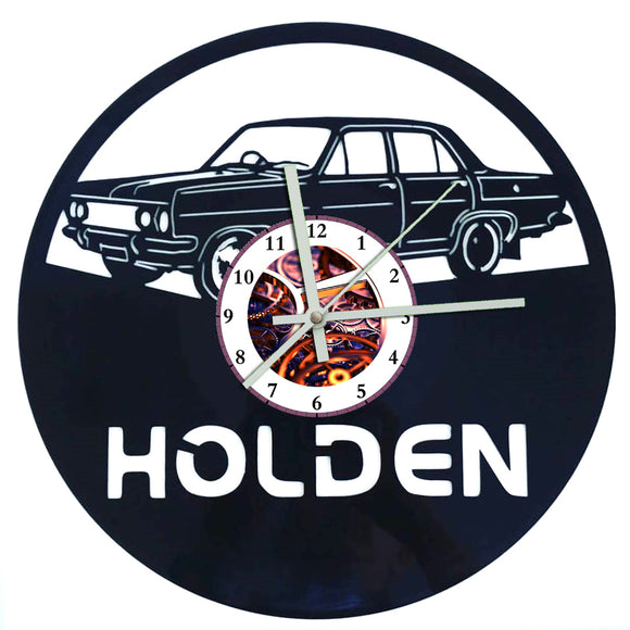 Holden HR Clock