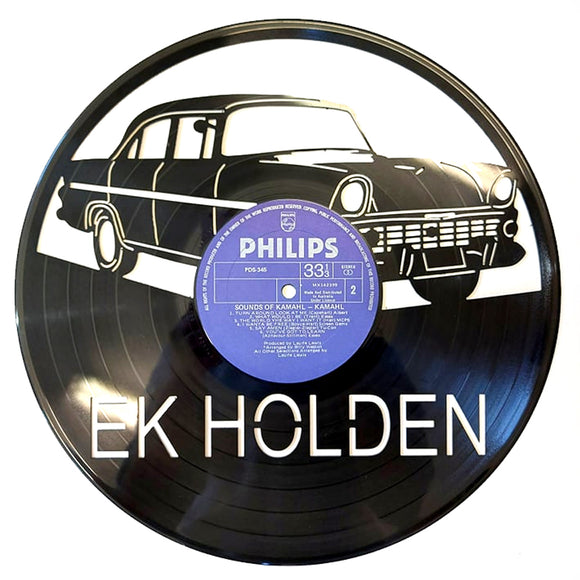 Holden EK Clock
