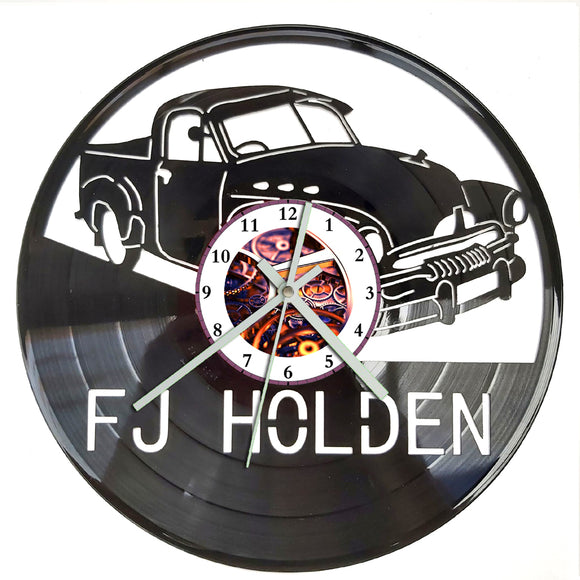 Holden FJ Clock
