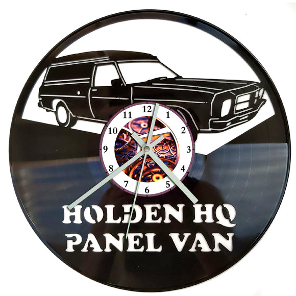 Holden HQ Panel Van Clock