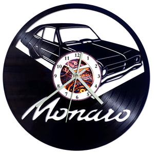 Holden Monaro Clock