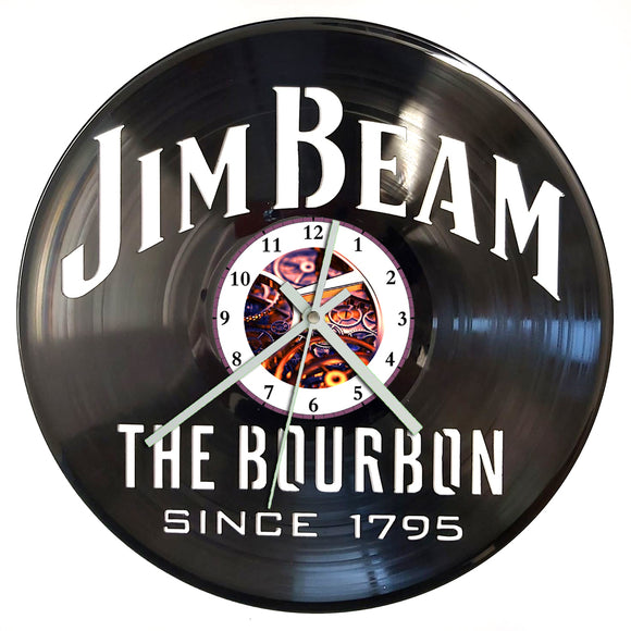 Jim Beam Clock