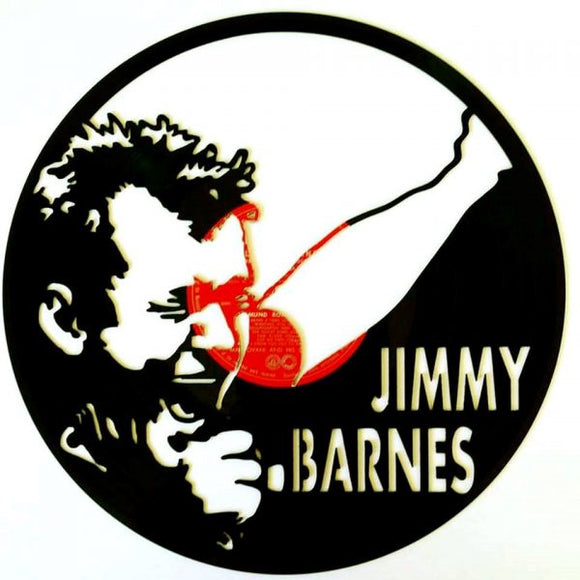 Jimmy Barnes Art