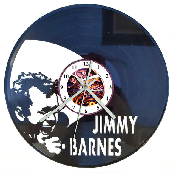 Jimmy Barnes Clock