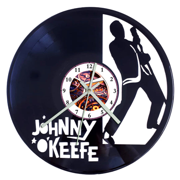 Johnny O'Keefe Clock