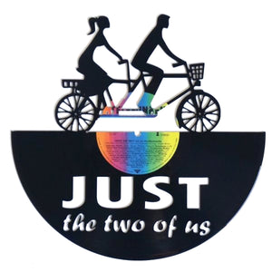 Just the Two of Us Art