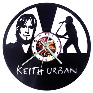 Keith Urban Clock